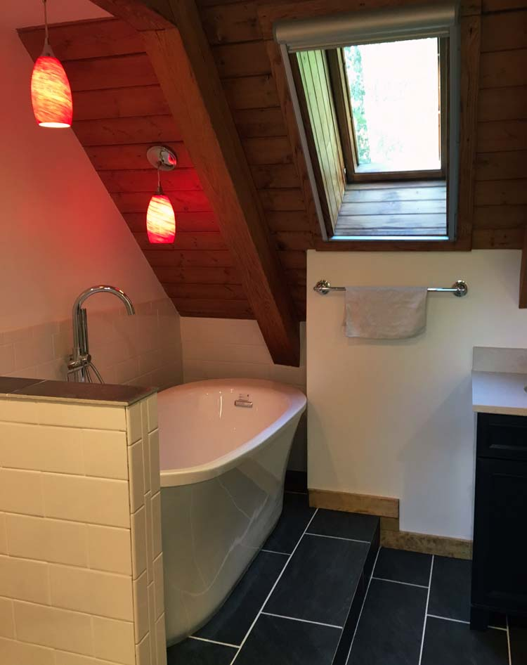 Lowes Lilycrop Bathroom Renovation Saugerties NY