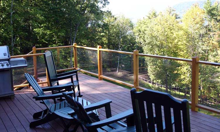 Decks Patios and Porches